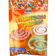 Кондитерское украшение «Cykoria» с фруктовым вкусом, 50 г.