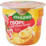 Пюре картофельное «Кунцево» со вкусом бекона и гренками, 40 г