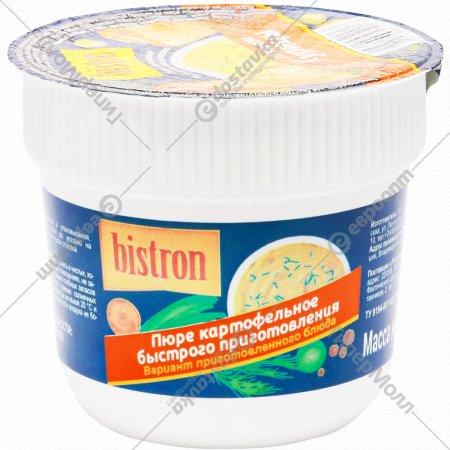 Пюре картофельное быстрого приготовления «Bistron» курица, 40 г.