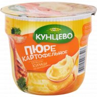 Пюре картофельное «Кунцево» со вкусом курицы по-домашнему, 40 г