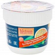 Пюре картофельное быстрого приготовления «Bistron» говядина, 40 г.