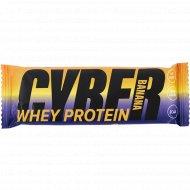 Батончик протеиновый «Cyber bite» whey protein, банан, 30 г