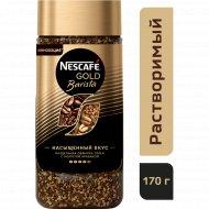 Кофе растворимый «Nescafe Gold» Barista, 170 г