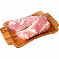Шейная часть свинины, охлажденная, 1 кг., фасовка 0.9-1.5 кг