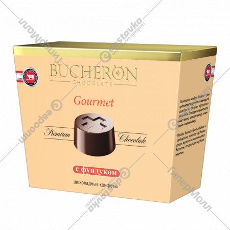 Конфеты «Bucheron gourmet» с фундуком, 175 г.