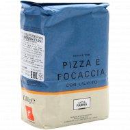 Смесь сухая хлебопекарная «Molino Pasini» для пиццы и хлеба, 1 кг.