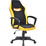 Кресло компьютерное «Signal» Camaro, черно-желтый