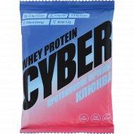 Печенье протеиновое «Cyber bite» whey protein, клюква, 42 г