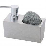 Дозатор для мыла с губкой «Home&You» 16467-SRE-DOZ