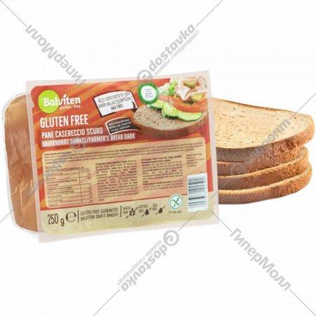 Хлеб черный «Balviten» королевский, 250 г.