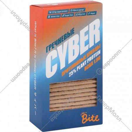 Хлебцы протеиновые «Cyber bite» гречневые, 150 г