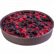 Торт «Венский пирог» ягодная поляна, 0.6 кг.
