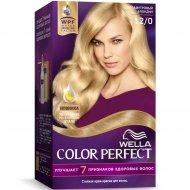 Крем-краска «Wella Color Perfect» перламутровый блондин, 12/0.