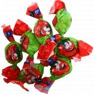 Конфеты «Живинка» клубника с йогуртом, 1 кг., фасовка 0.35-0.4 кг