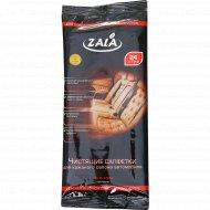 Чистящие салфетки «Zala» для кожаного салона автомобиля, 24 шт.