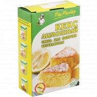 Смесь для выпечки «Мак Мастер» лимонный кекс, 400 г.