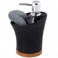 Дозатор для мыла с губкой «Home&You» 26199-CZA-DOZ-C