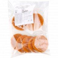 Бургеры рыбные в панировке, замороженные, 1кг., фасовка 0.5-0.6 кг