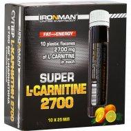Напиток «Супер L-карнитин 2700» мандарин, 10х25 мл.
