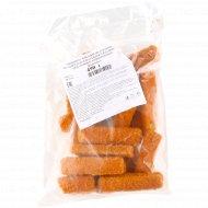 Палочки рыбные в панировке, замороженные, 1 кг., фасовка 0.49-0.53 кг