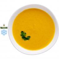 Суп-пюре из тыквы пряный замороженный, 250  г.