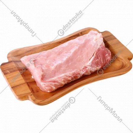 Полуфабрикат свиной для полендвицы, 1 кг., фасовка 1-1.2 кг