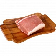 Корейка свиная, 1 кг., фасовка 0.9-1.3 кг