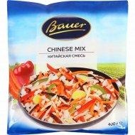 Китайская смесь «Bauer» быстрозамороженная, 400 г