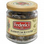 Каперсы «Federici» в соли, 140 г.