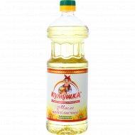 Подсолнечное масло «Кумушка» рафинированное, 850 мл.