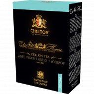 Чай черный и зеленый листовой «Chelton» 100 г.