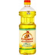 Подсолнечное масло «Кумушка» 850 мл.
