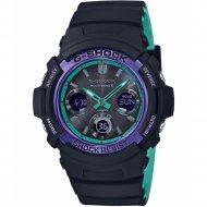 Часы наручные «Casio» AWG-M100SBL-1A