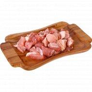 Поджарка свиная, охлажденная, 1 кг., фасовка 1.1-1.32 кг