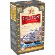 Чай черный листовой «Chelton» Earl Grey ароматизированный, 100 г.