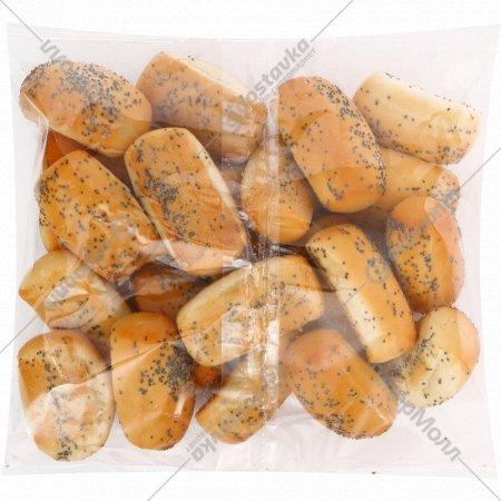 Изделия сдобные булочные «Пышки с маком» 250 г.
