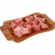 Мясо для шашлыка «Индифуд» свиное, охлажденное, 1 кг., фасовка 1.2-1.45 кг