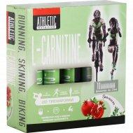 Карнитин «Athletic Nutrition L-Carnitine» гранат, 10 флаконов х 25 мл.