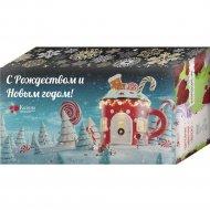 Набор фиточая «Калиновские чаи» новогодний, 60 пак, 120 г.