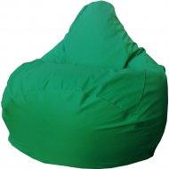 Бескаркасное кресло «Flagman» Груша Макси Г2.7-11, зелёный