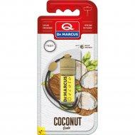 Ароматизатор жидкий «Ecolo Dr.Marcus Coconut» 4,5 мл.