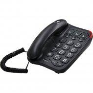 Телефонный аппарат «Texet» TX-214 черный.