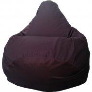 Бескаркасное кресло «Flagman» Груша Макси Г2.7-12, коричневый