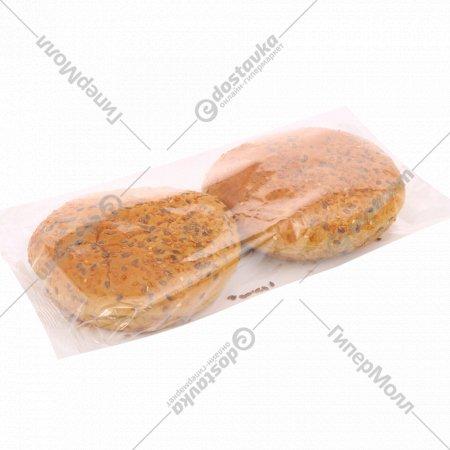 Булочка «Для гамбургера зерновая» 180 г.