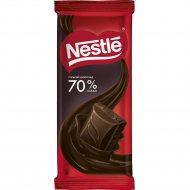 Шоколад горький «Nestle» 70% какао, 82 г