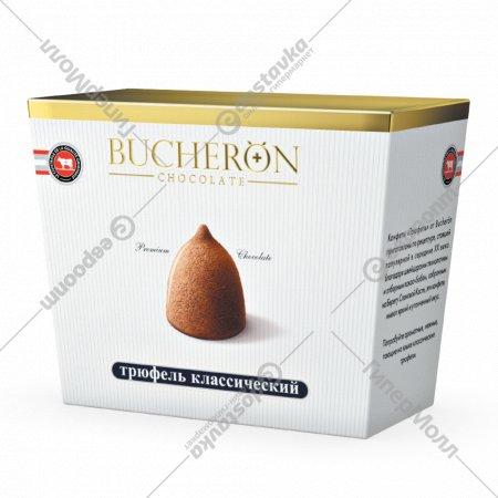 Конфеты «Bucheron»трюфель классический, 175 г.