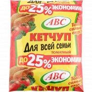 Кетчуп «АВС» томатный, для всей семьи, 600 г.