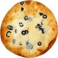 Лепешка с маслинами, 250 г.