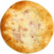Лепешка с ветчиной и сыром, 250 г.