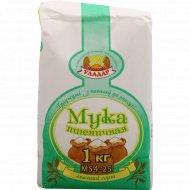 Мука пшеничная «Уладар» М54-25 высшего сорта, 1 кг.